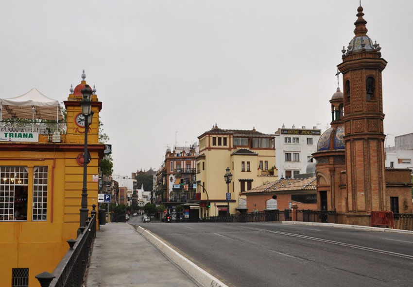 Excursión por el Barrio de Triana