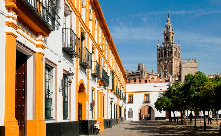 Excursión por el Centro de Sevilla