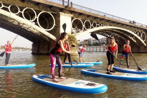 Paddle Surf en Sevilla