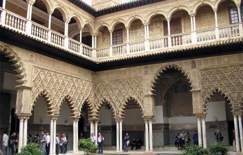 Tour por Sevilla + Alcázar, Catedral y Giralda