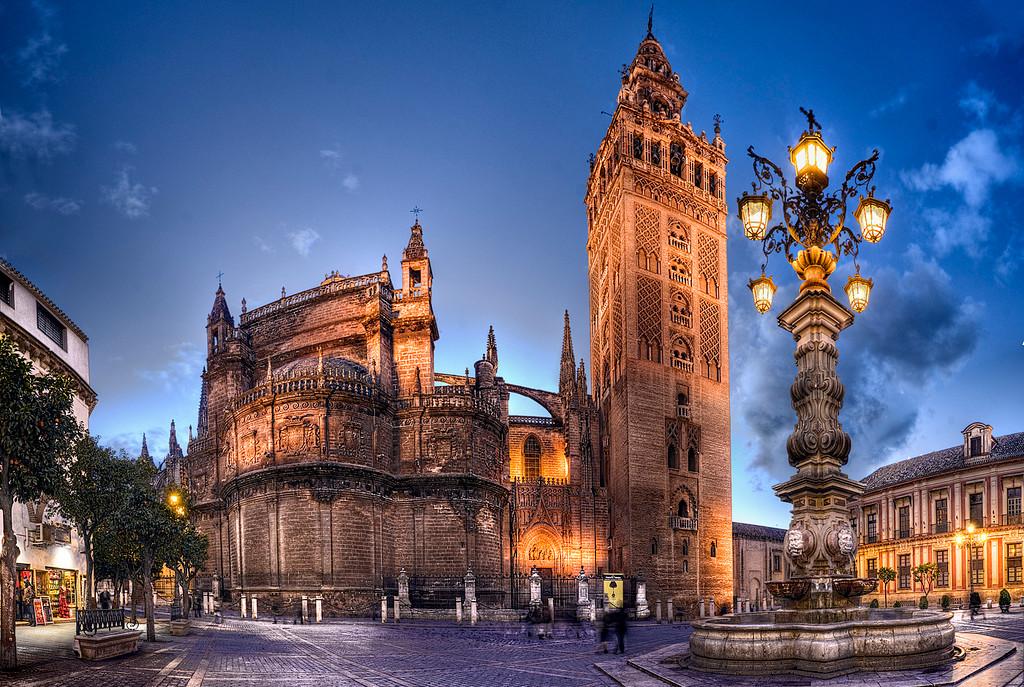 La catedral de sevilla turismo sevilla - Catedral de sevilla interior ...