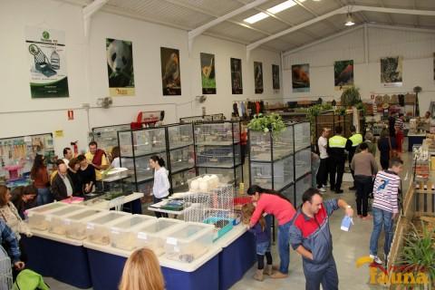 Exposición de Animales en Sevilla