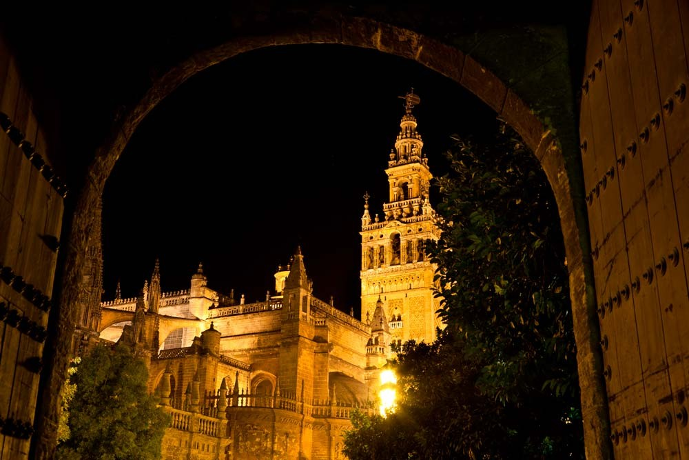 Tour nocturno por Sevilla