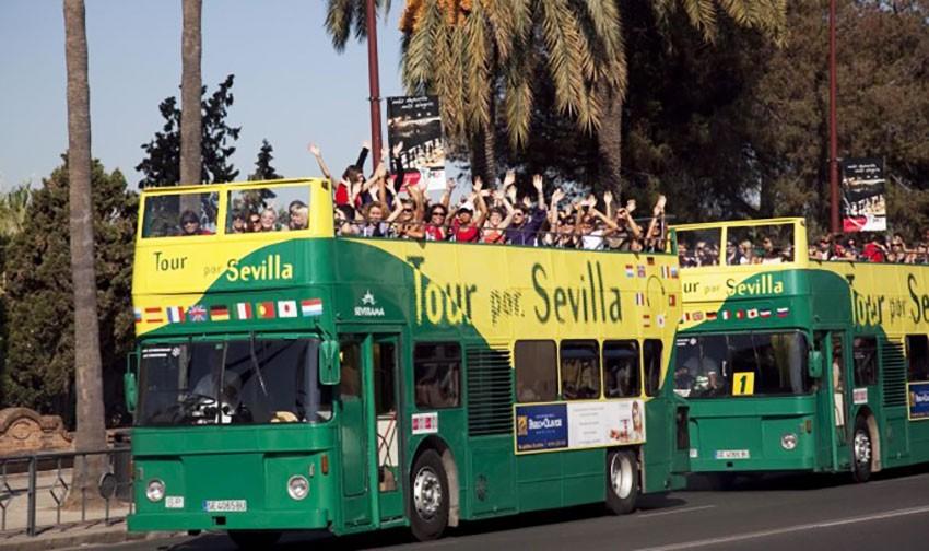 El Bus Turístico de Sevilla