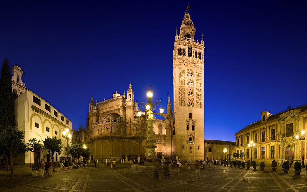 Angebote durch Sevilla