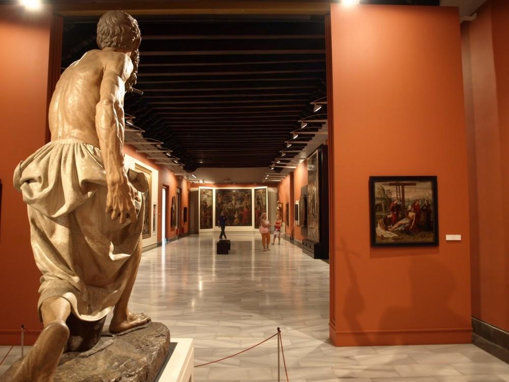 Visitar museo de Bellas Artes
