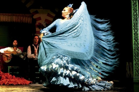 Show flamenco en El Palacio Andaluz