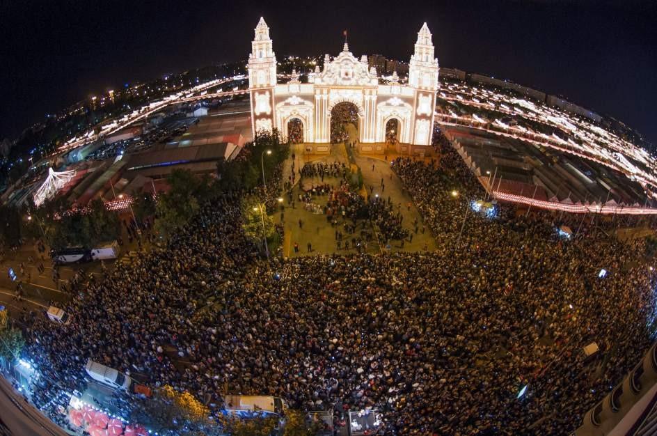 Fiestas locales en Sevilla