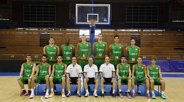 Foto del equipo de Baloncesto Sevilla