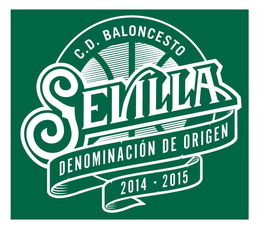 Escudo Baloncesto Sevilla
