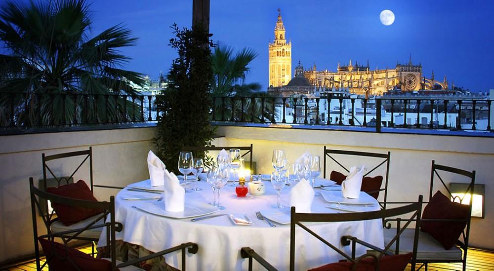 Los mejores restaurantes en Sevilla