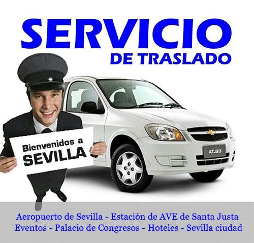 Traslados en Sevilla