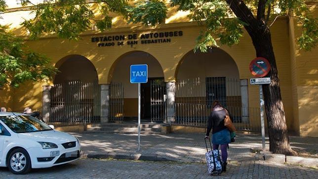 Estación de Autobuses del Prado de San Sebastián en Sevilla