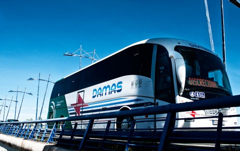 Autobuses que conectan Sevilla