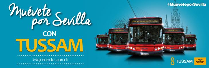 Autobuses urbanos de Sevilla